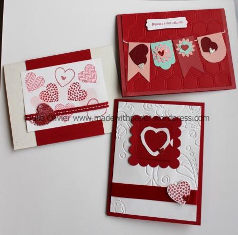 Hearts a flutter -Roxanne