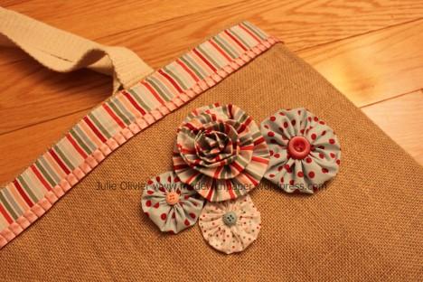 Hostess gift close-up