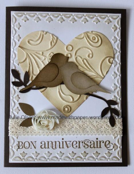 anniversaire 40 birds