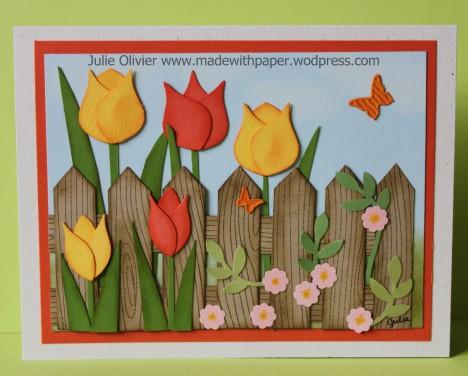 Blossom Petal tulips (lorraine)