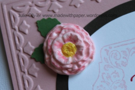 clay flower rose1