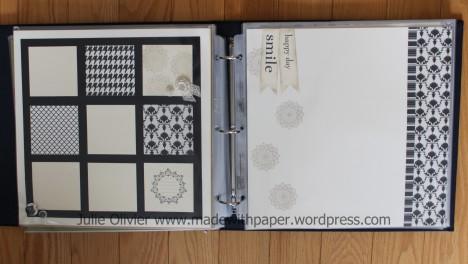 scrapbook modern medley