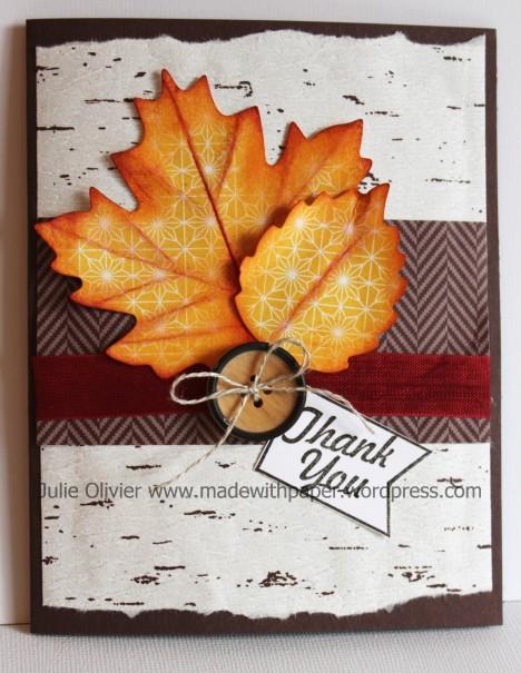 Tablescape card