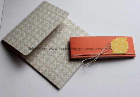 tablescape envelope
