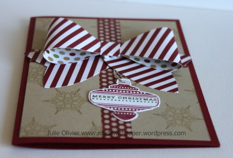 Gift Bow card