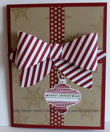 Gift Bow card1