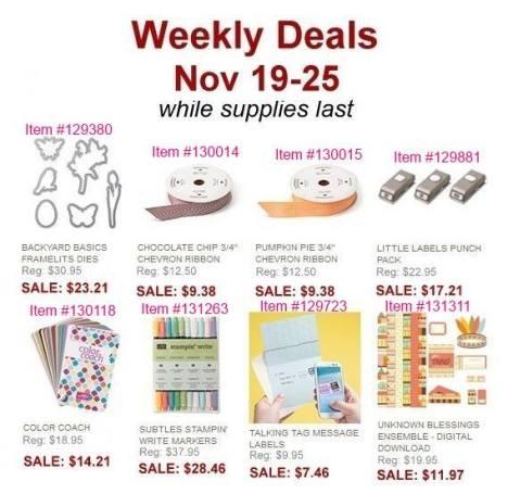 Special week Nov.19-Nov25