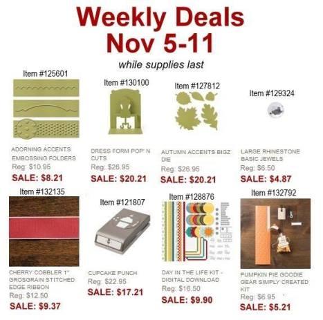 Special week Nov.5-11