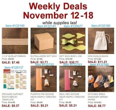 Special week Nov12-18