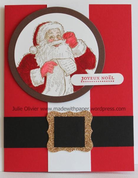 Santa's List belt