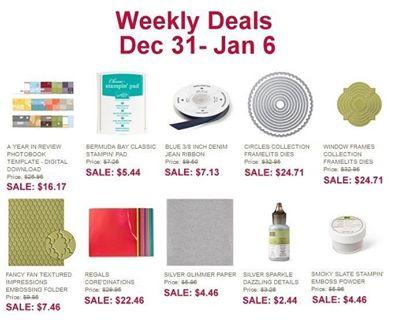 Special week Dec.30-Jan 6