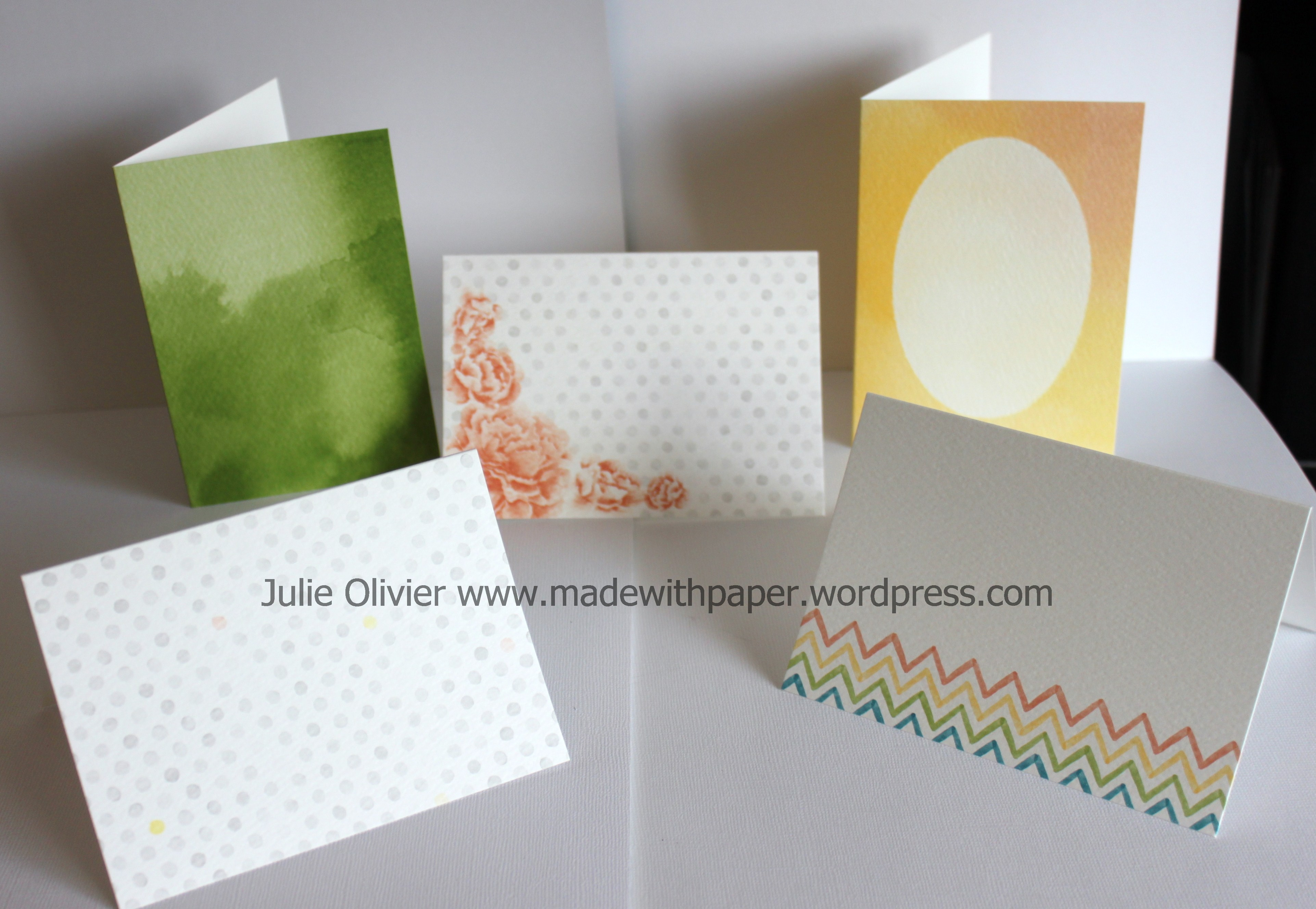 paper source templates place cards - watercolor wonder designer note cards make great cards in