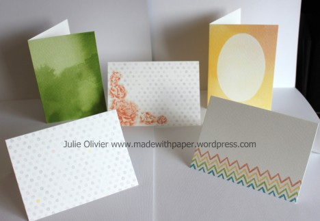Watercolor Wonder Notecards