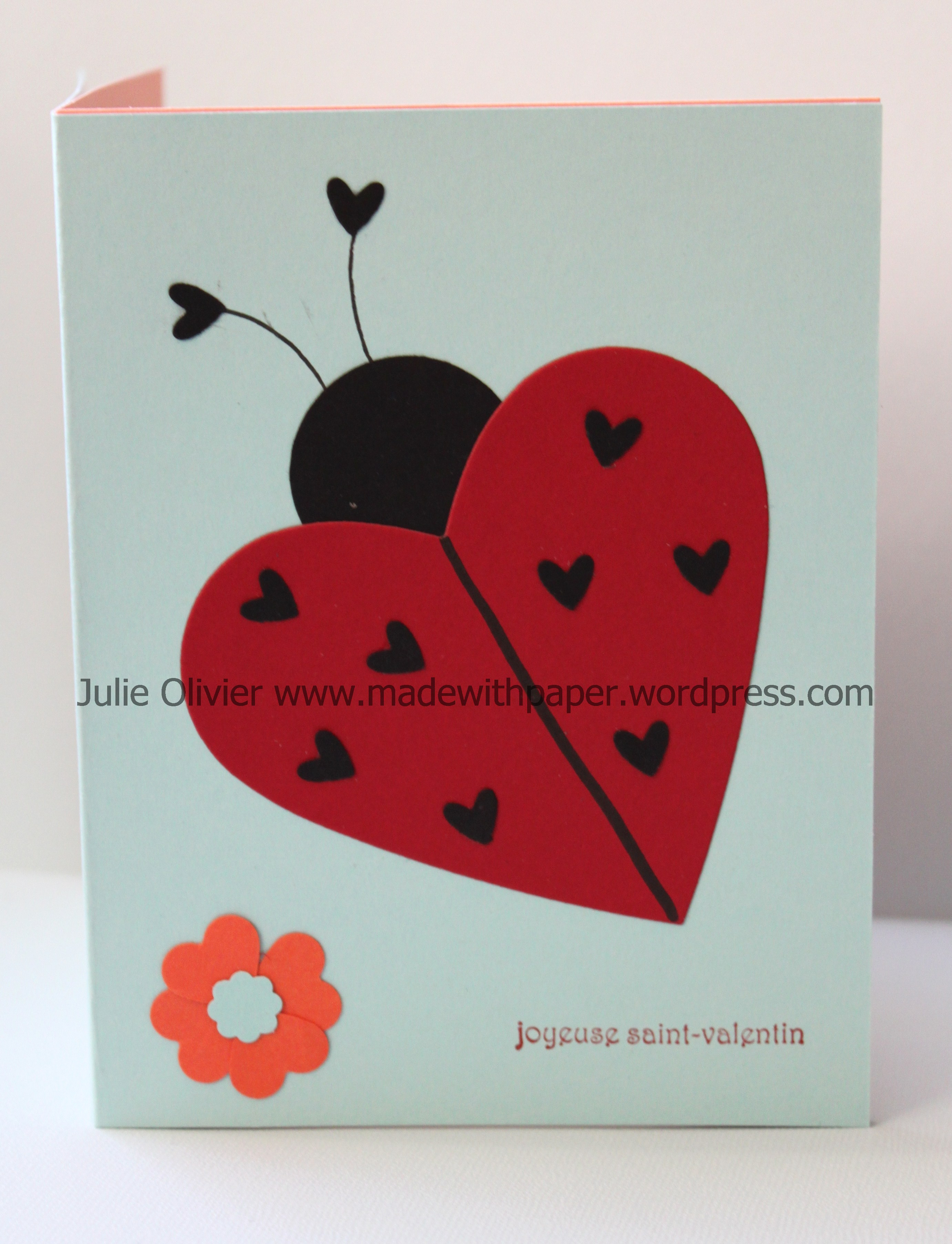 pop up card for valentine s day made with paper. Black Bedroom Furniture Sets. Home Design Ideas