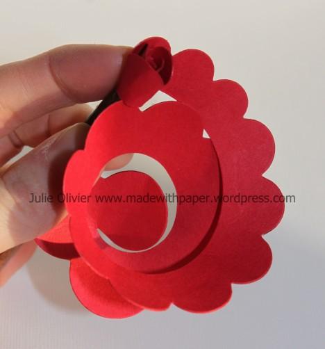 Spiral flower 1