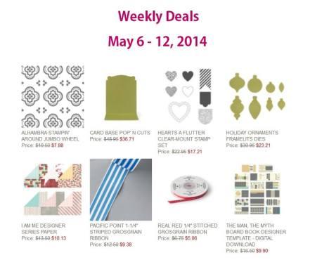 Special week May6 -12