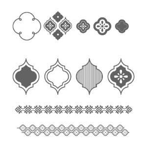 Mosaic set