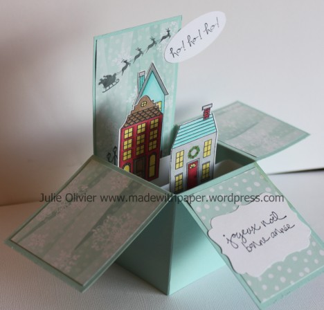Holiday Homes card in a box1