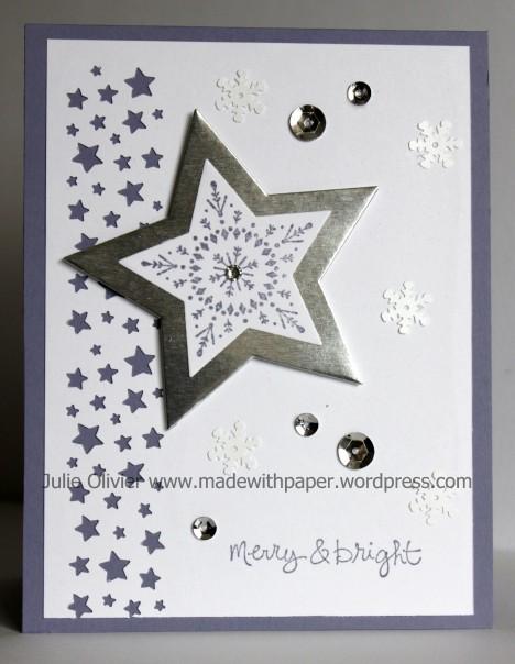 Many Merry Stars Wisteria