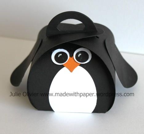 pingouin curvy box