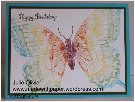 Swallowtail rainbow